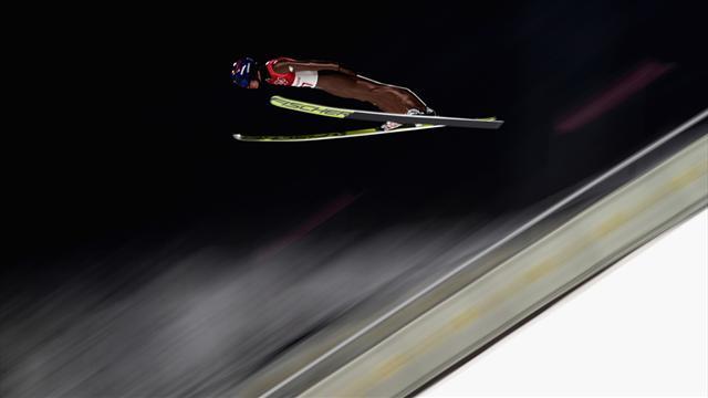 Kamil Stoch vince ancora l'Oro nel trampolino lungo: un salto mozzafiato