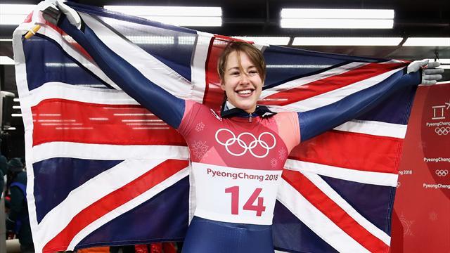 Elizabeth Yarnold si conferma campionessa olimpica nello skeleton