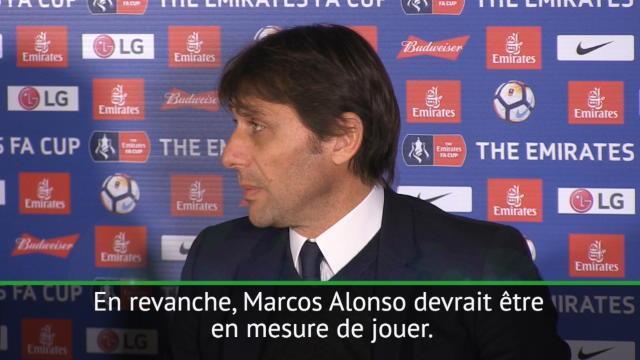 8e - Conte : ''Bakayoko ne devrait pas jouer contre le Barça''