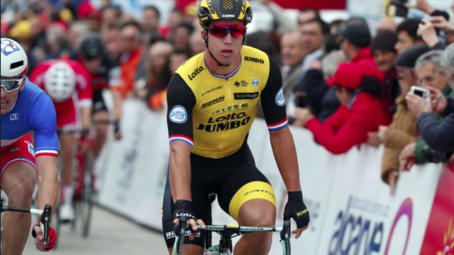 Vuelta Algarve 2018 (4ª etapa): Victoria incontestable al sprint de Dylan Groenewegen