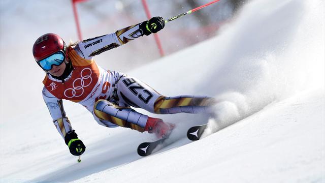 Vylepší Ester Ledecká v St. Moritz výsledky z Lake Louise?