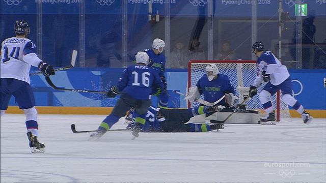 PyeongChang 2018 Kış Olimpiyatları: Slovenya - Slovakya buz hokeyi