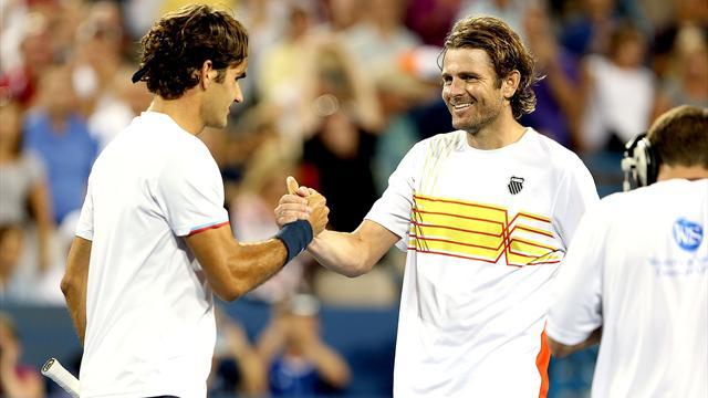 «Поздравляю с №1, старый пердун». Фиш подколол Федерера по случаю возвращения в лидеры рейтинга