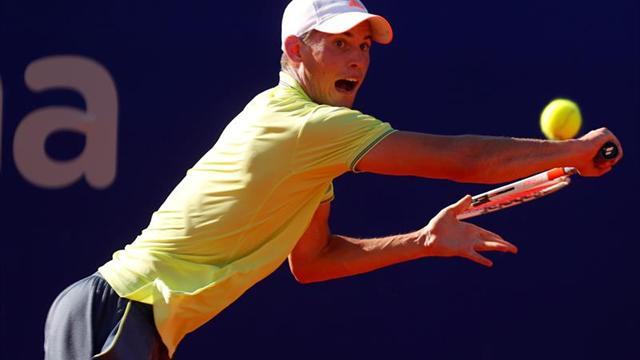 Siguen los favoritos en el Argentina Open