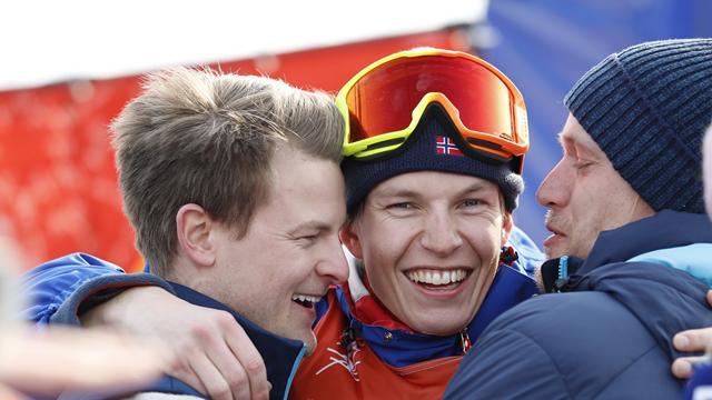 Gull-Øystein brast i gråt da han takket ekspert-broren: – Hadde aldri vært her uten