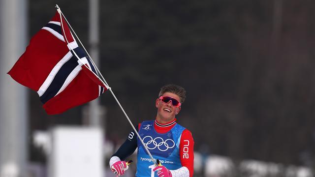 PyeongChang 2018'in madalya klasmanına Norveç damgası