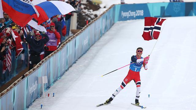 Kayaklı koşuda Norveç hakimiyeti sürüyor
