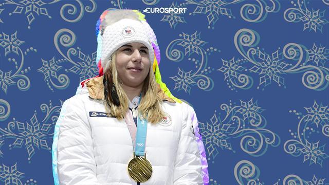 Сноубордистка выиграла Олимпиаду в горных лыжах. Кто она и как такое вообще возможно
