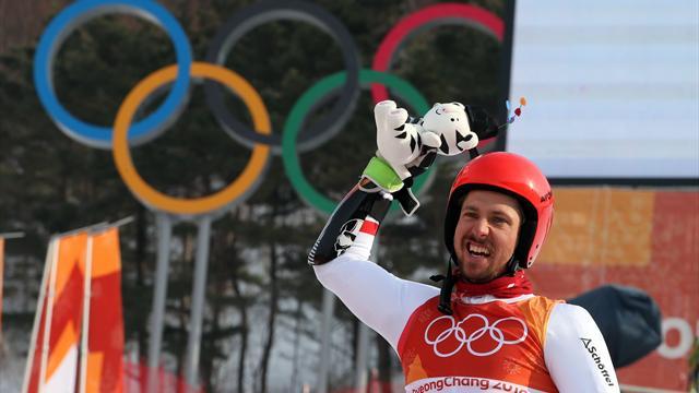 """Hirscher : """"Dépasser Stenmark ? Aucune chance, je n'ai pas envie de skier cinq ou dix ans de plus"""""""