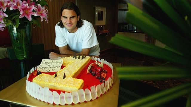 Quand Federer devenait n°1 mondial le 2 février 2004…