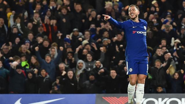 Hazard : «J'essaye d'atteindre le niveau de Ronaldo ou Messi car ce sont les meilleurs»