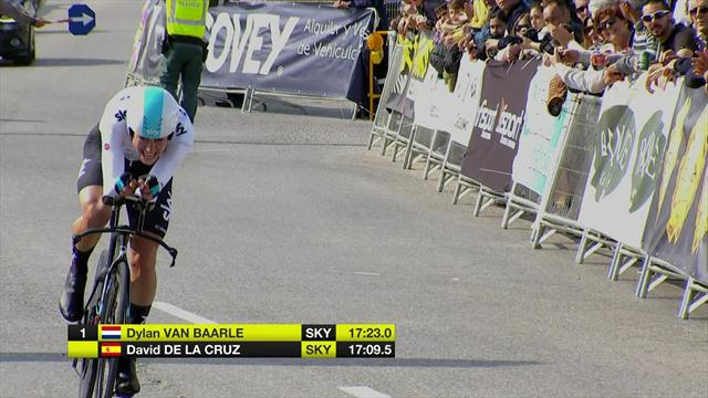 On attendait Froome, on a vu de la Cruz