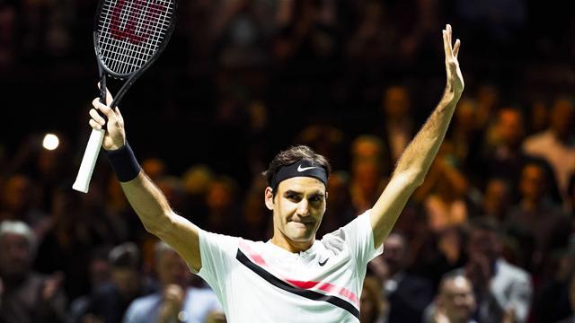 ATP Rotterdam (Final), Roger Federer-Grigor Dimitrov: El maestro sigue asustando (6-2 y 6-2)