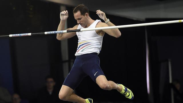 Lavillenie s'estime favori, avec Lisek, de la 3e édition du All Star Perche