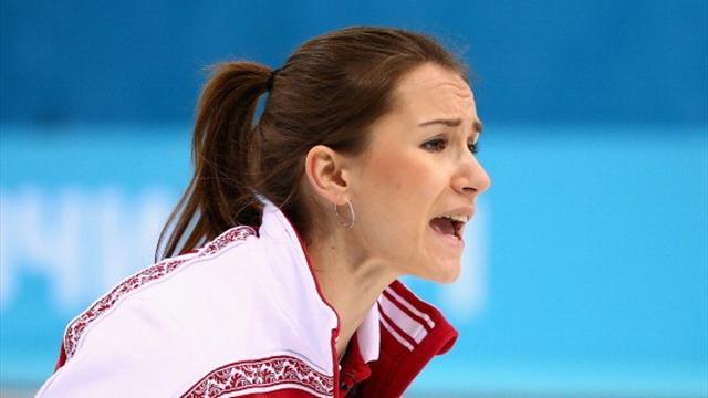 Сидорова: «В керлинге понятие «допинг» отсутствует»