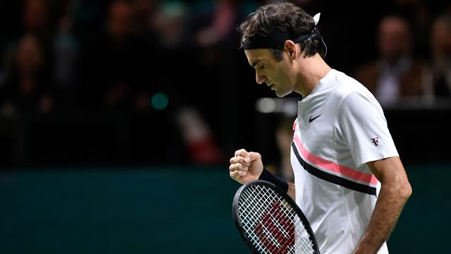 Race 2018 : Federer enfonce le clou, Thiem montre les muscles, Monfils s'accroche
