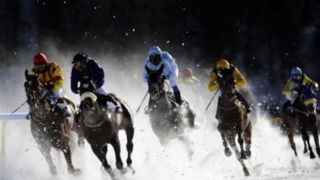 Nimrod vince il 79° Longines Grand Prix di St. Moritz