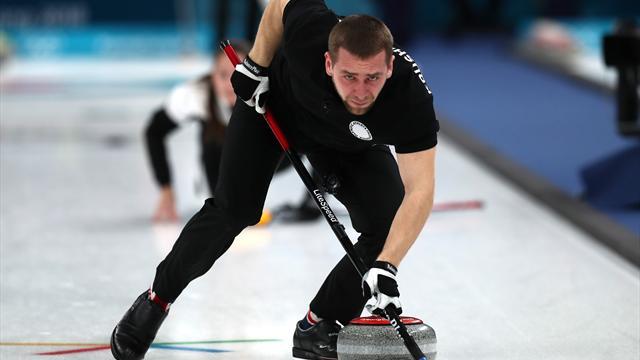 Russisk curlingspiller dropper høring om dopingsak: – Poengløst