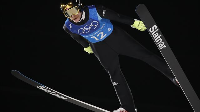 Norway soar to victory in ski jumping team event