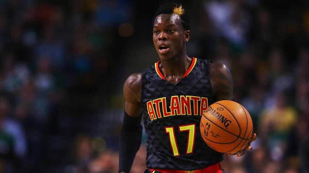 huge discount bf271 7cdf6 NBA-Star Dennis Schröder will deutsches Basketball-Team ...