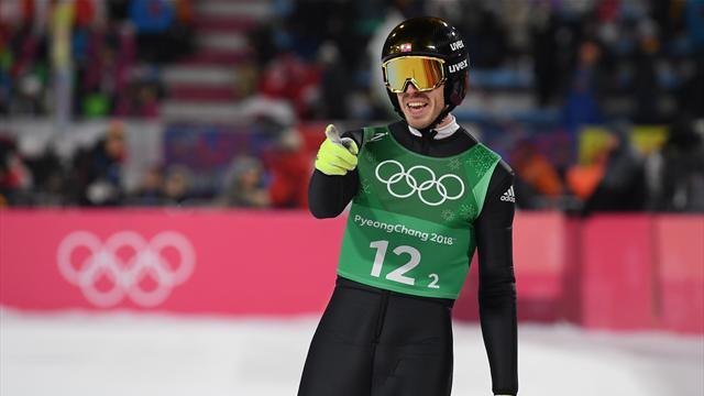 Норвегия выиграла золото в командном турнире