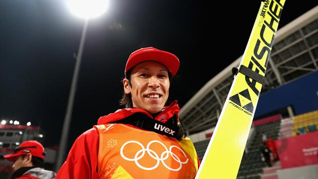 Kasai (45) til Eurosport: – Jeg hopper OL i Beijing