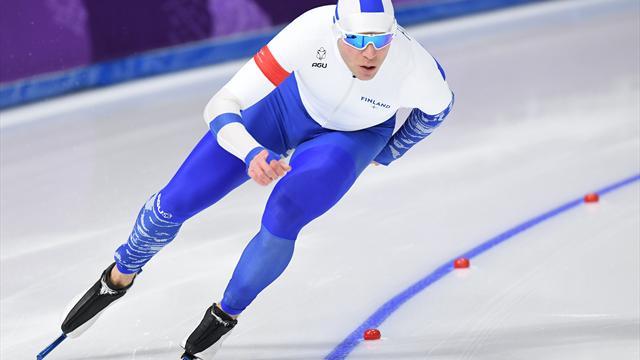 Mika Poutala saa kunnian kantaa Suomen lippua olympialaisten päättäjäisissä!