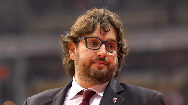 Brose Bamberg trennt sich von Meistertrainer Trinchieri