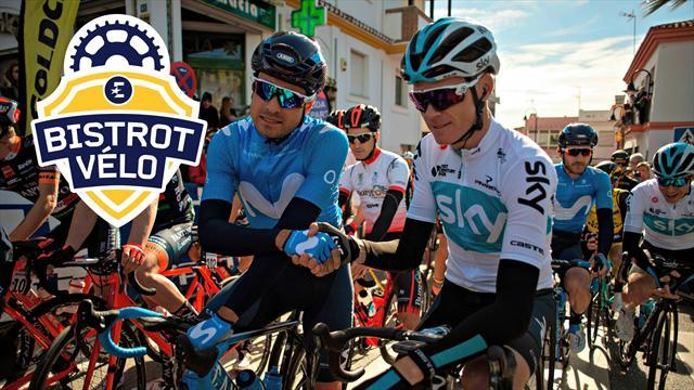 """L'édito de Bistrot Vélo : """"Froome, le cul entre deux selles"""""""