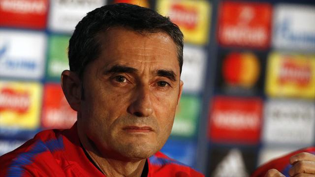 Valverde : »On va essayer de marquer plus de buts à l'extérieur»