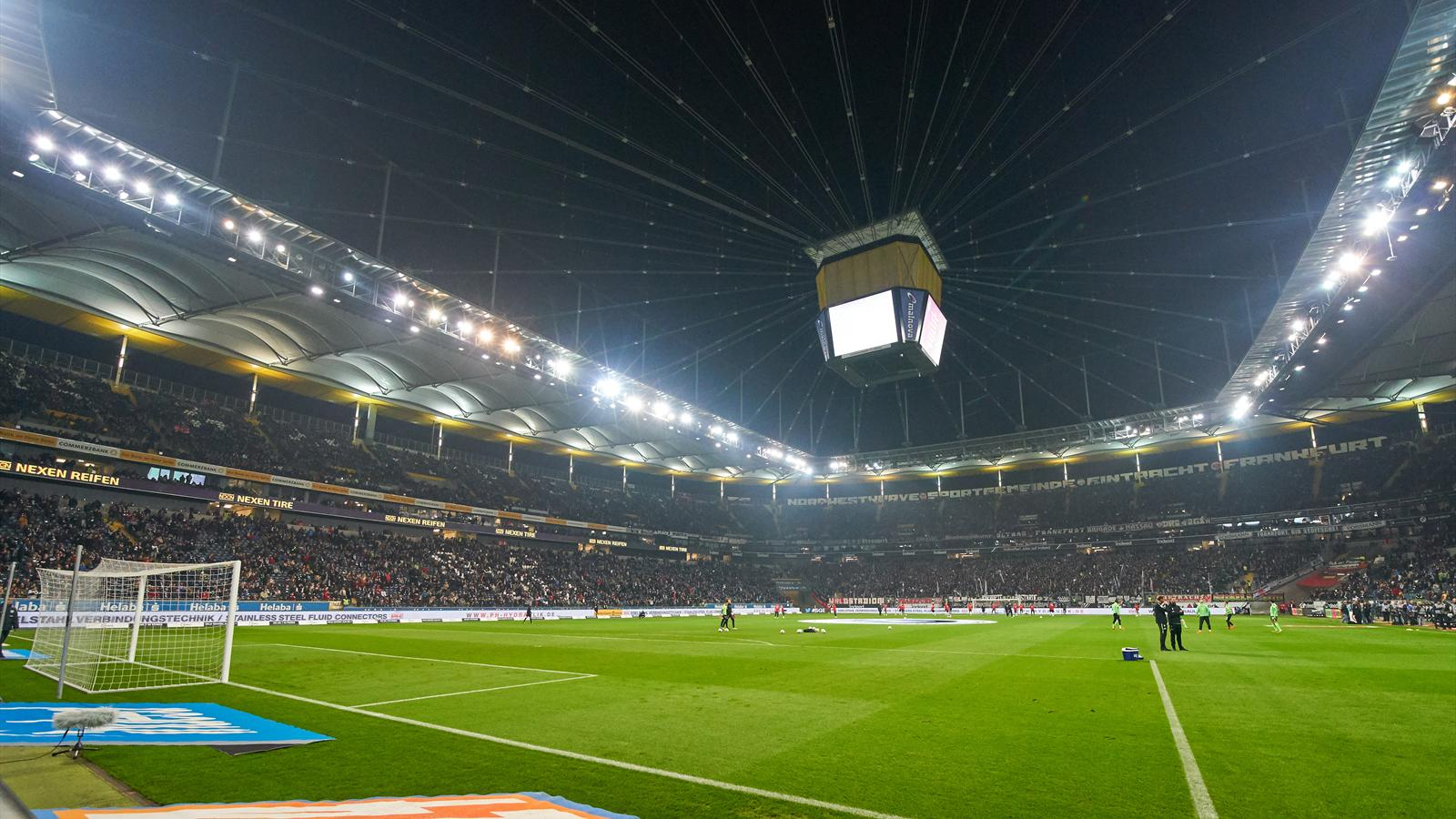 Frankfurt Bayer Leverkusen