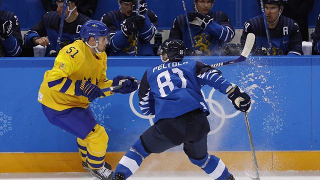 Tungt för Tre Kronor - Ahnelöv missar resten av OS