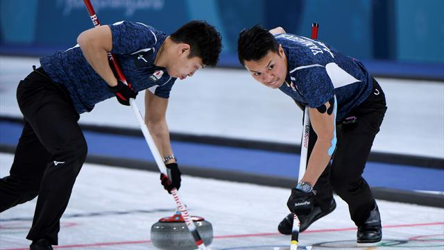 Norway maintain perfect record at World Curling Championships