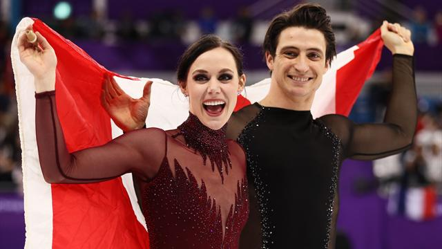 Canada's Moir and Virtue take dazzling gold as Coomes and Buckland finish 11th