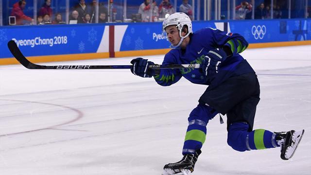 Slovensk ishockeyspiller dopingtatt før skjebnekamp mot Norge