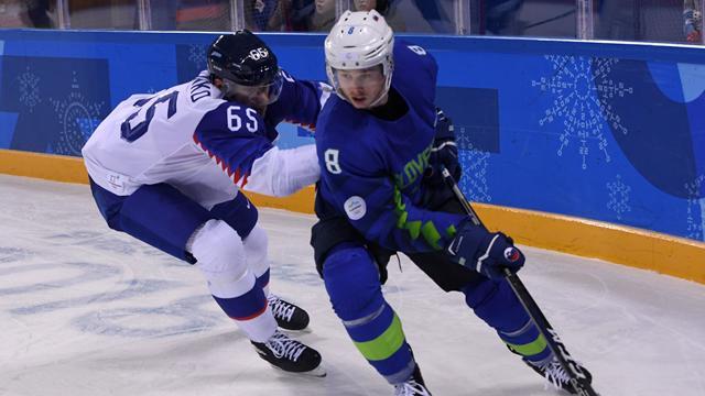 Хоккеист сборной Словении попался на допинге