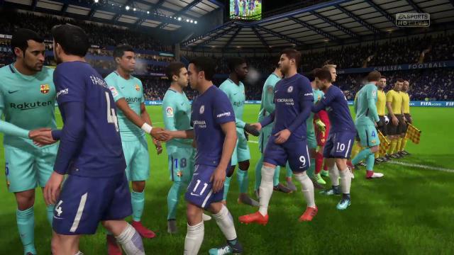 Champions Virtual: Así ha quedado el Chelsea-Barcelona