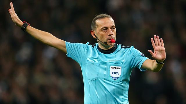 Cüneyt Çakır'ın Dünya Kupası mesaisi başlıyor