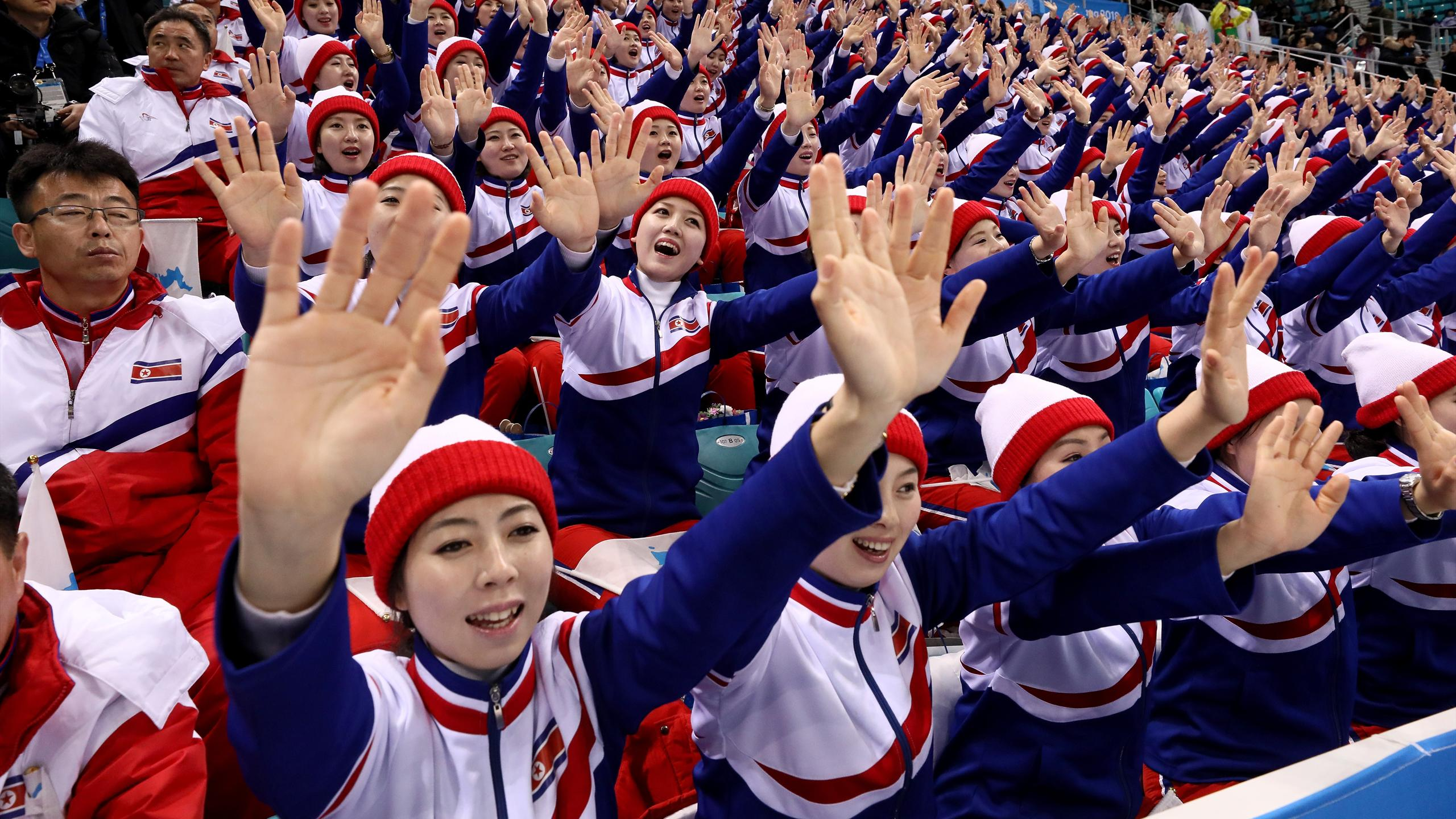 Nordkorea Olympia
