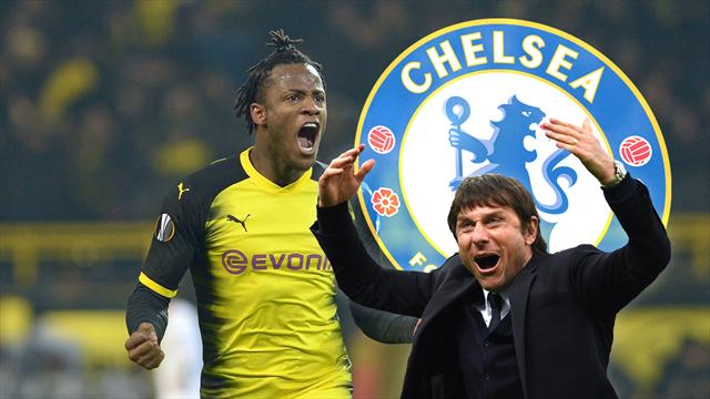 Euro Papers: Batshuayi future uncertain as Dortmund ready £55million permanent deal