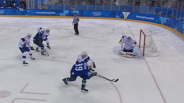 Hockey su ghiaccio: Slovenia-Norvegia 1-2, gli highlights