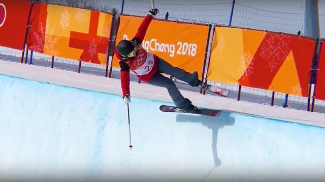 Фристайлер из Венгрии попала на Олимпиаду, хотя не умеет делать ни одного трюка