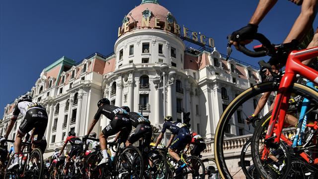Regardez Paris-Nice en direct sur Eurosport Player
