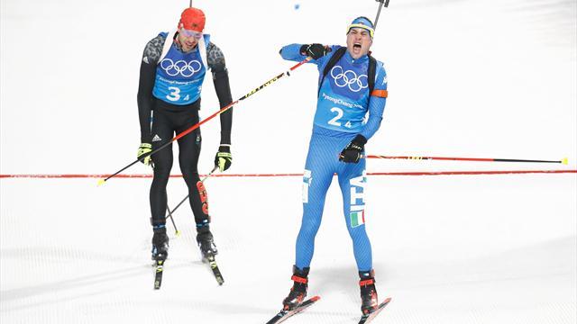 Jubel & Frust: Große Emotionen bei der Mixed-Staffel in Pyeongchang