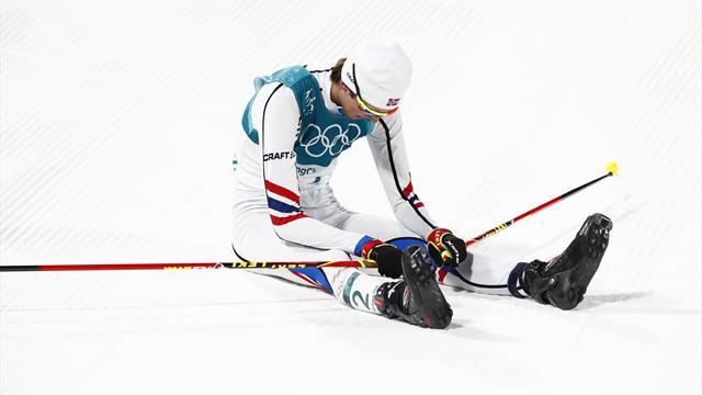 Norsk medalje glapp på oppløpet da tyskerne tapetserte pallen: – Føles jævlig nå