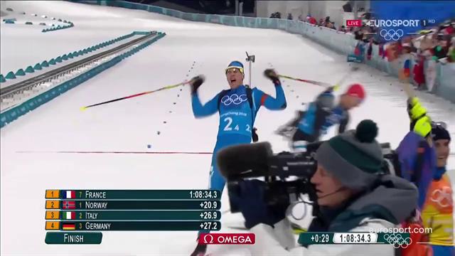 L'Italia del biathlon è ancora bronzo con Wierer, Vittozzi, Hofer e Windisch