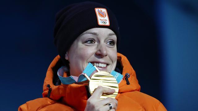 Mit Staffel-Bronze: Ter Mors schreibt Olympia-Geschichte