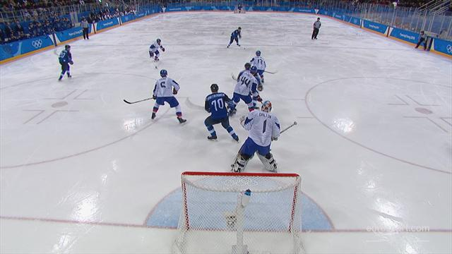 Hockey su ghiaccio: Corea del Sud sconfitta dalla Finlandia, ma il saluto al pubblico è commovente