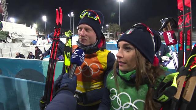 """L'attesa tremenda di Hofer per il bronzo: """"Sono stati i 15' più brutti della mia vita"""""""
