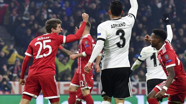 Besiktas - Bayern live im TV und im Livestream
